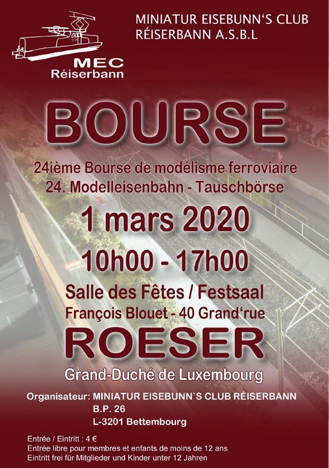 Bourse Roeser