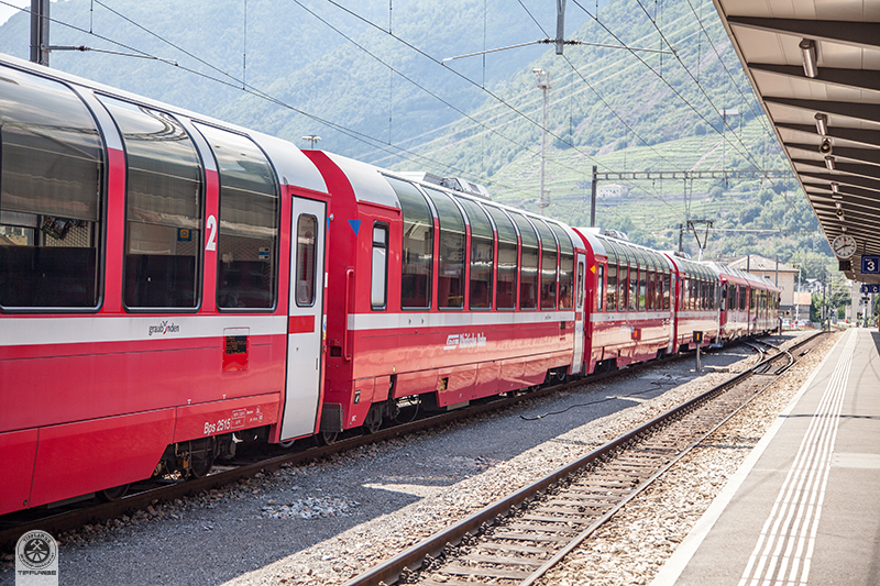 Bernina Express der RhB